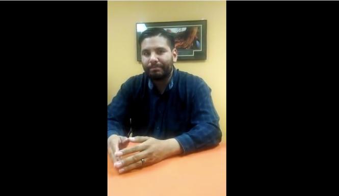 Javier Benavidez, Protect & Serve